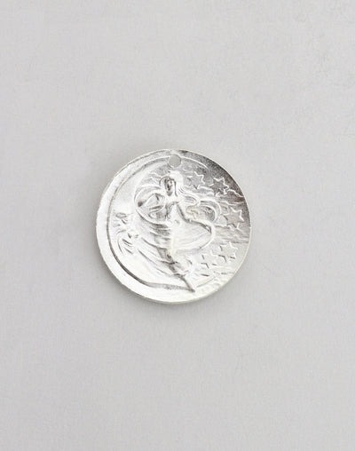 Woman in the Moon, 29mm, (1pc)
