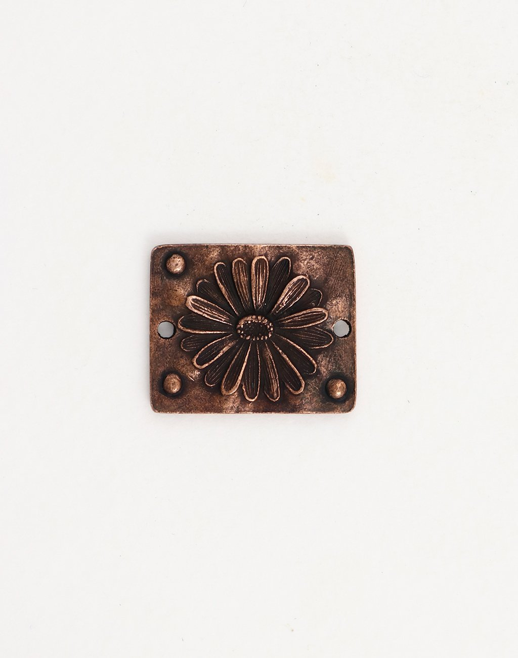 Pressed Daisy, 26x22mm, (1pc)