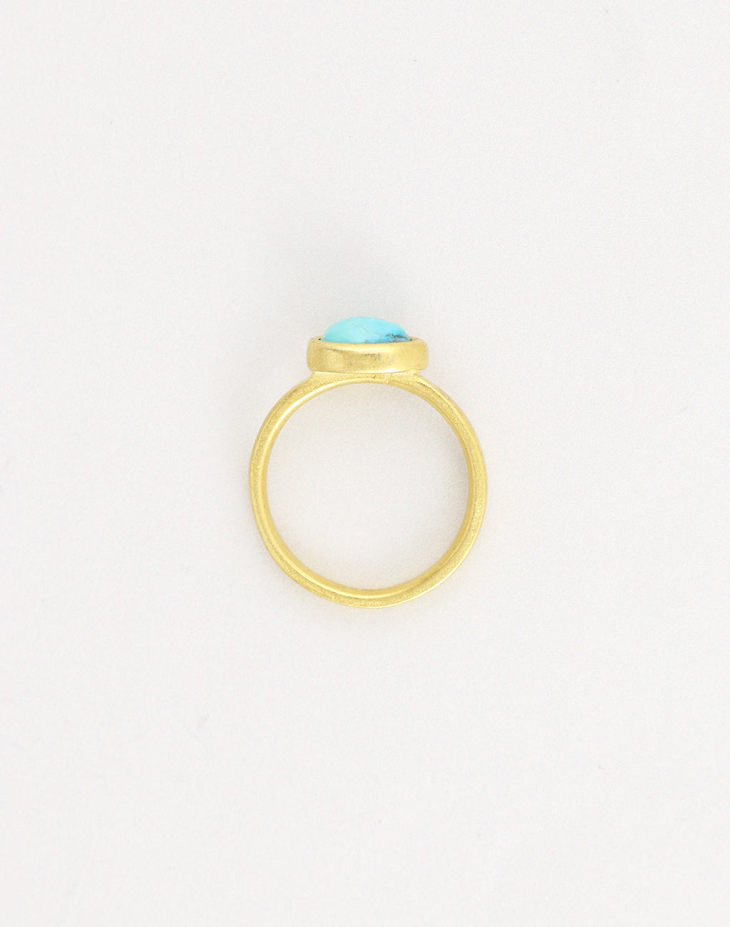 Azure Ring, size 8, (1pc)
