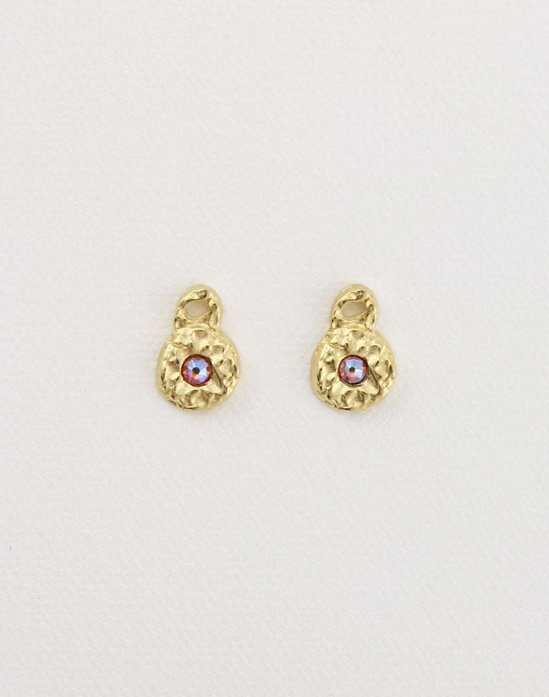 Roman Charms, 15x10mm, (2pcs)