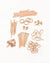 Rose Gold Basics Findings Kit