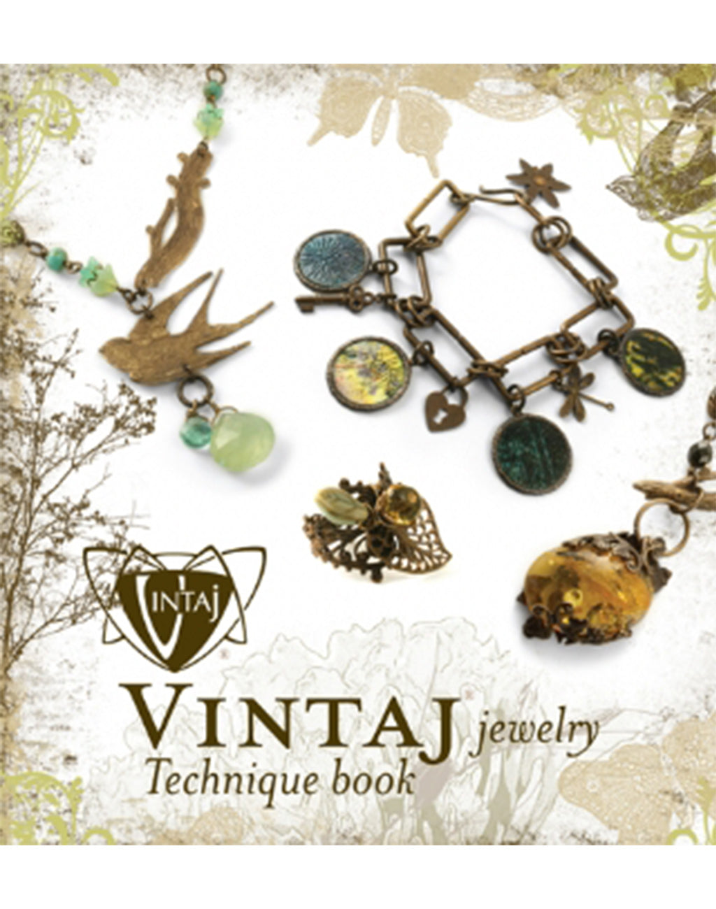Jewelry Technique Book, (1pc)