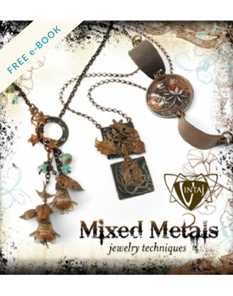 Mixed Metal Technique Book, (1pc)