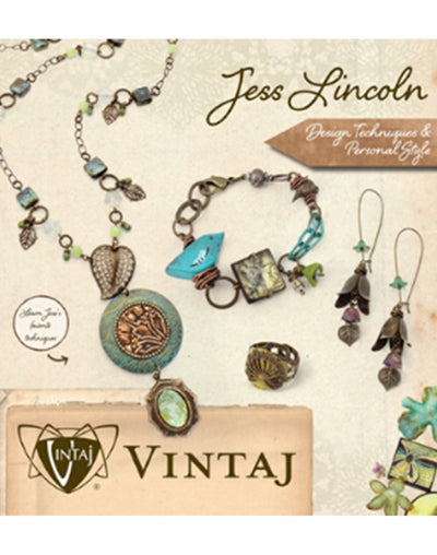Jess Lincoln Design Book, (1pc)