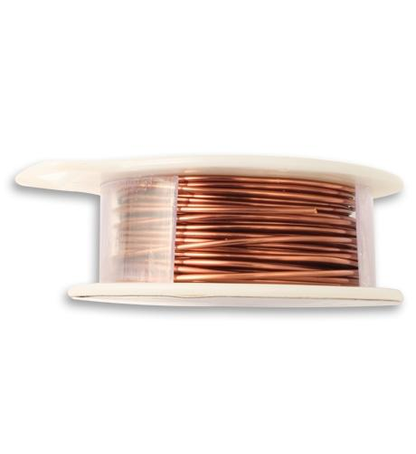 Artisan Copper Wire, 18 GA, (30 ft)
