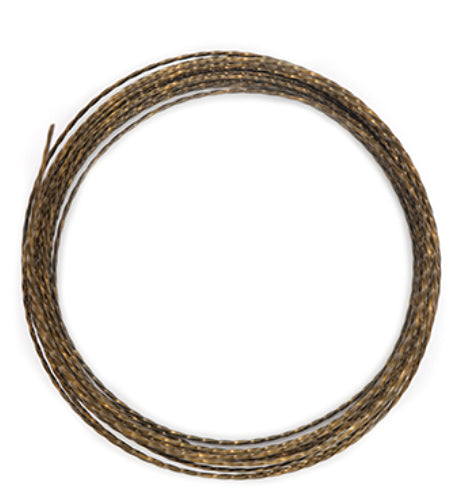 Natural Brass Twisted Wire, 21 GA, (15 ft)
