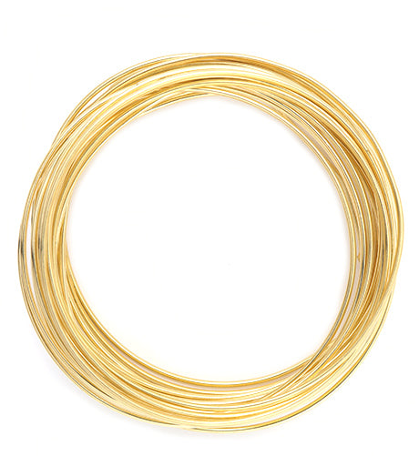 Solid Brass Wire, 16 GA, (15 ft)