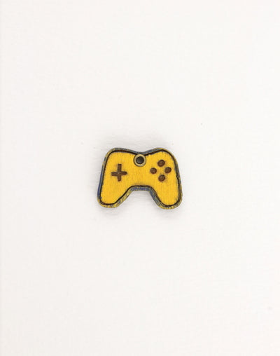 Wood Game Controller, 46x26mm, (1pc)