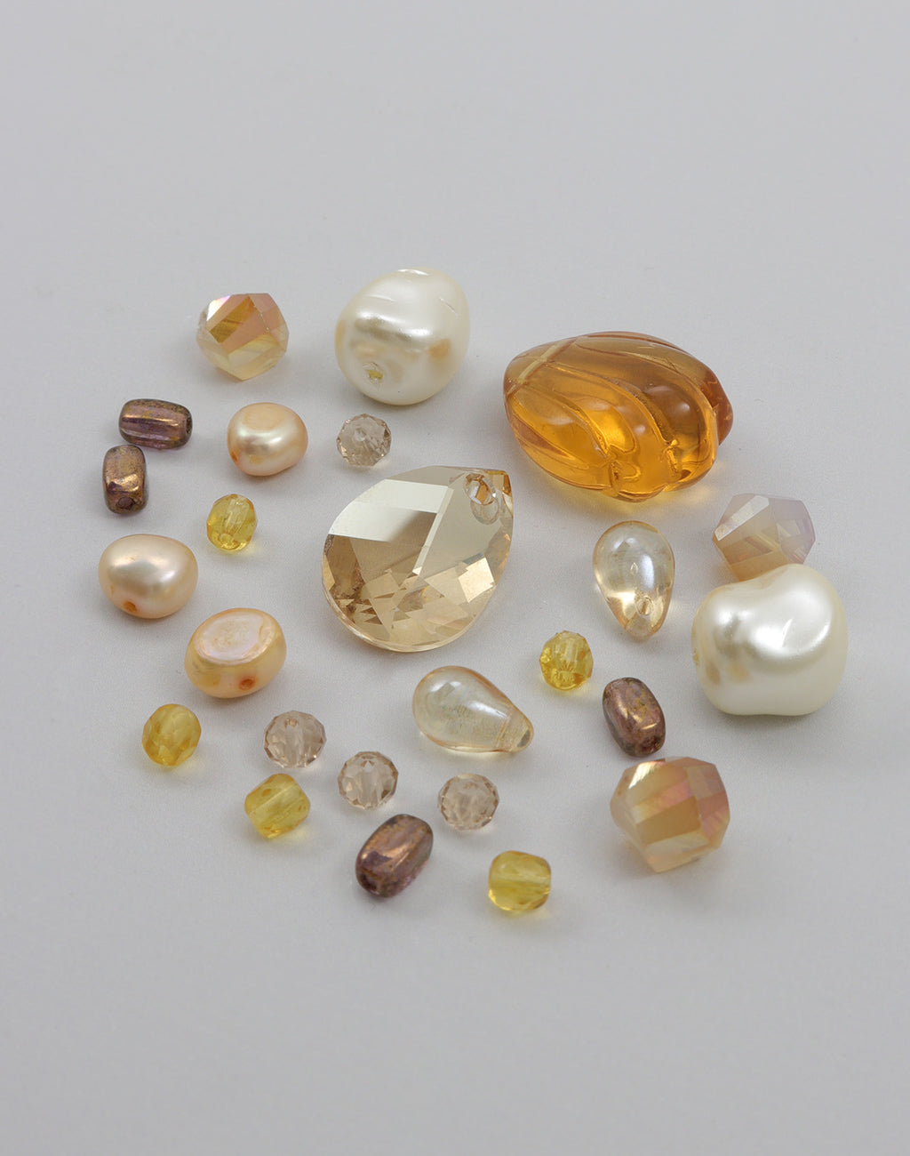 Golden Sands Bead Mix