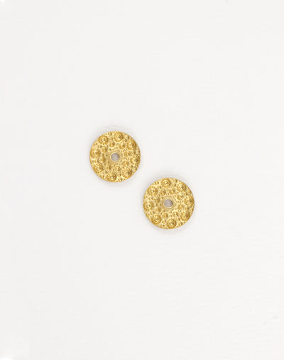 Sea Urchin Disc, 16mm, (2pcs)
