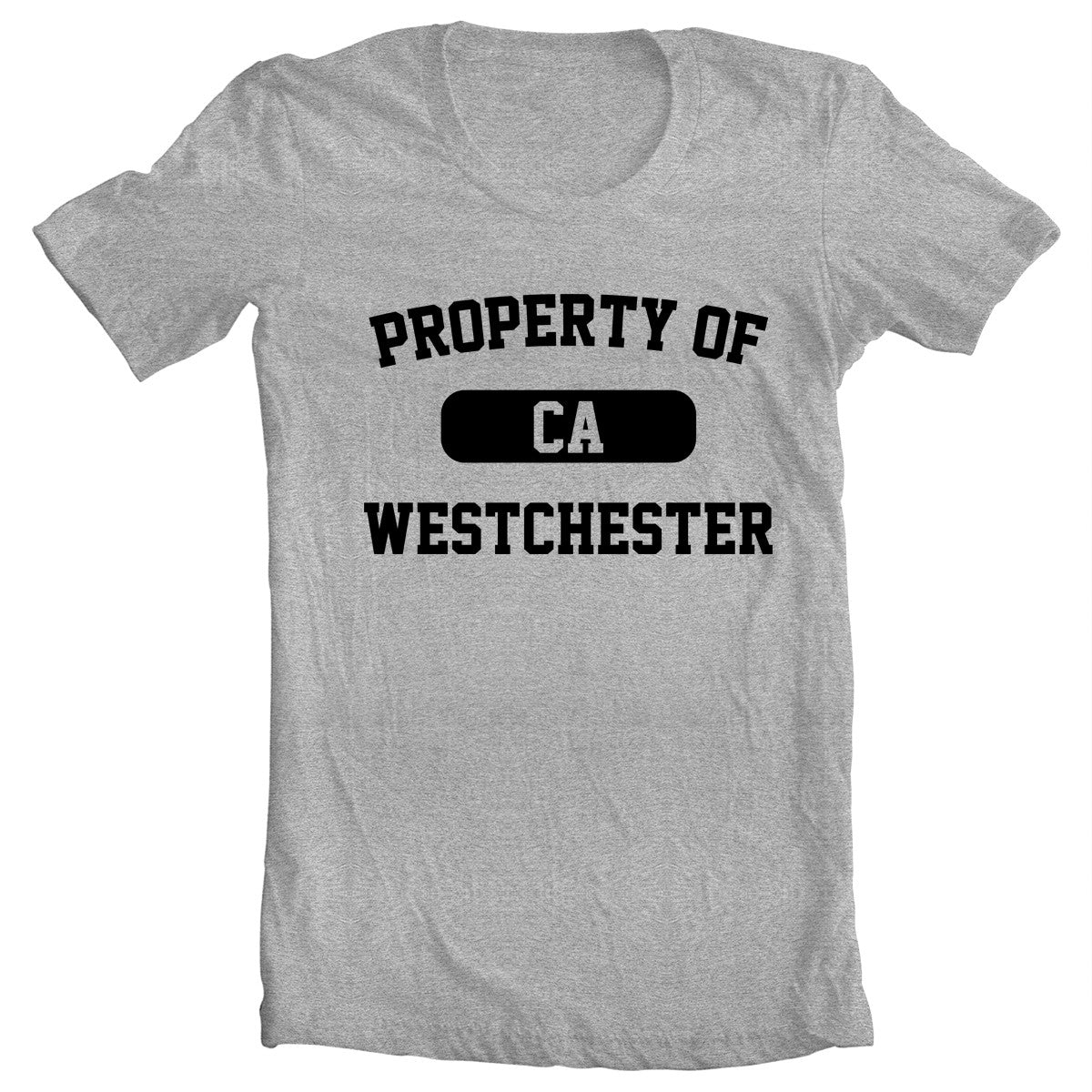 Property of Westchester t-shirt