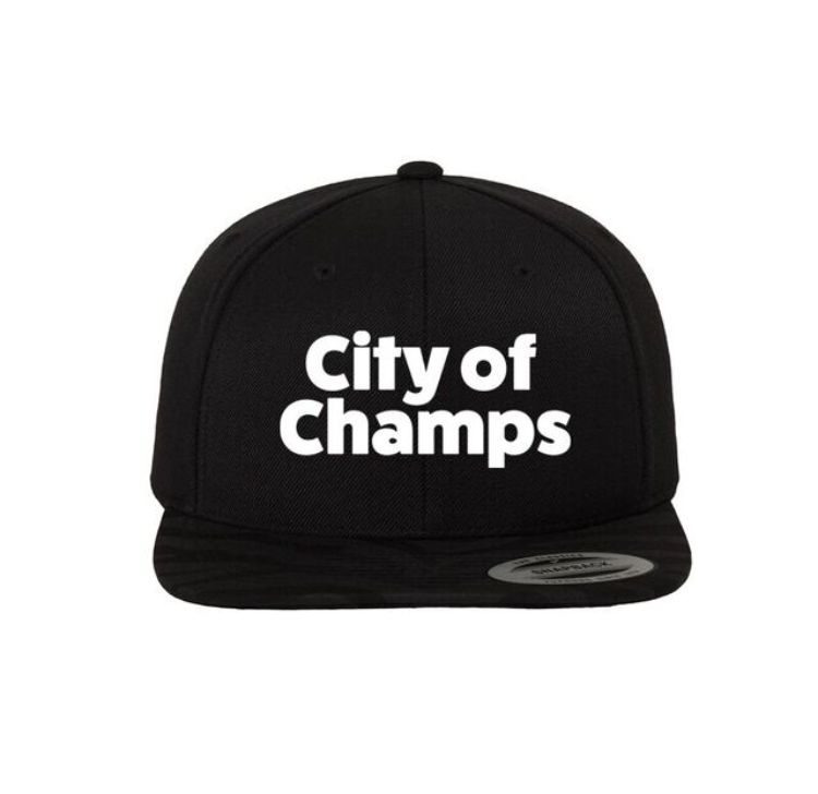 City of Champs Snapback
