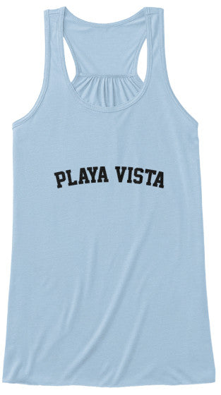Playa Vista  women's tank top