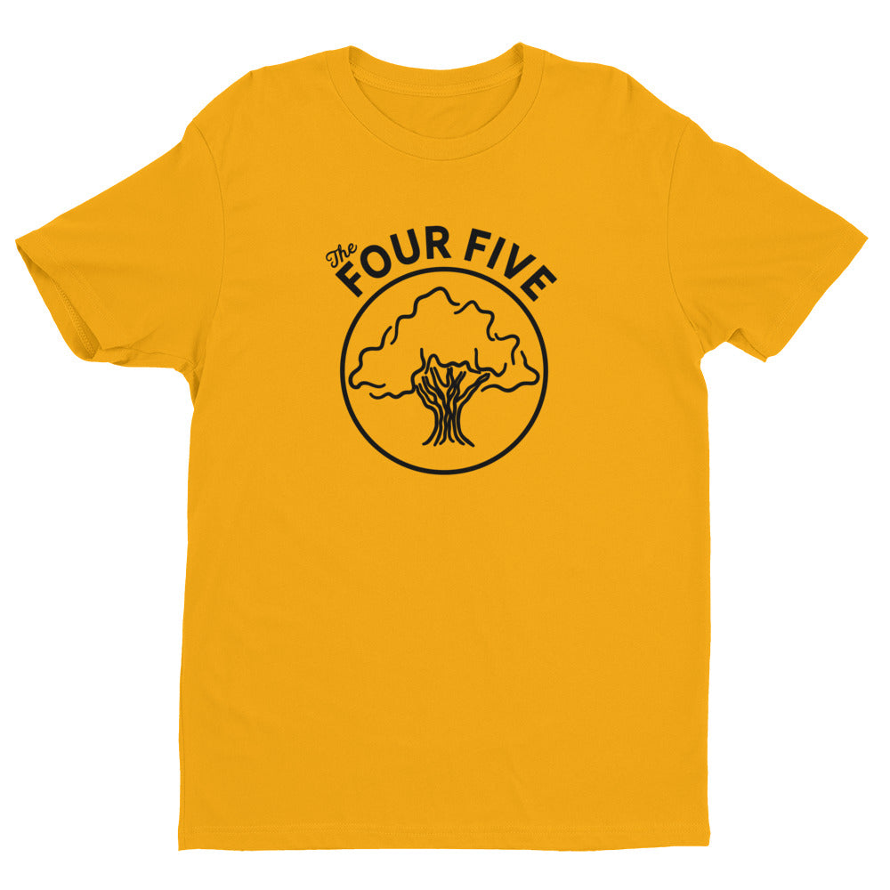 The Four Five Ficus Tree Short Sleeve T-shirt