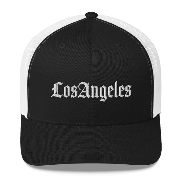 Los Angeles Retro Trucker Cap