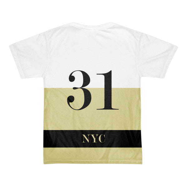 New York short sleeve men's t-shirt (unisex)
