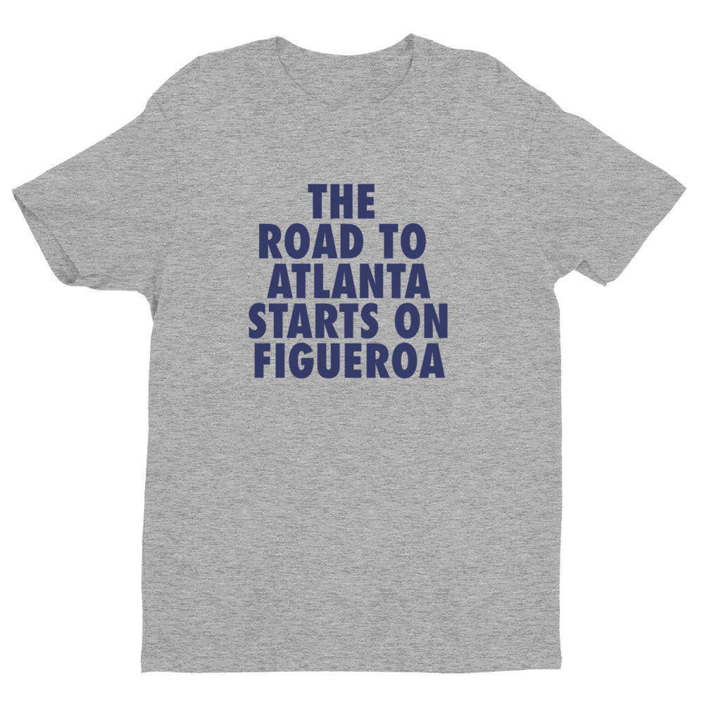 Road To Atlanta Short Sleeve T-shirt