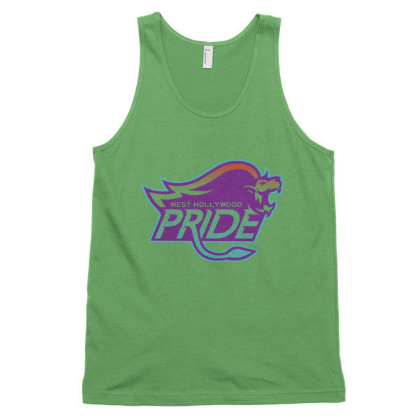 West Hollywood Pride - classic tank top (unisex)