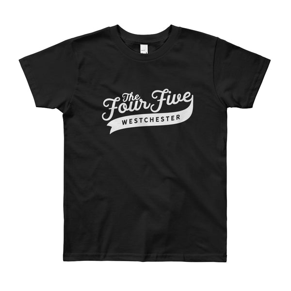The Four Five Script Youth Short Sleeve T-Shirt