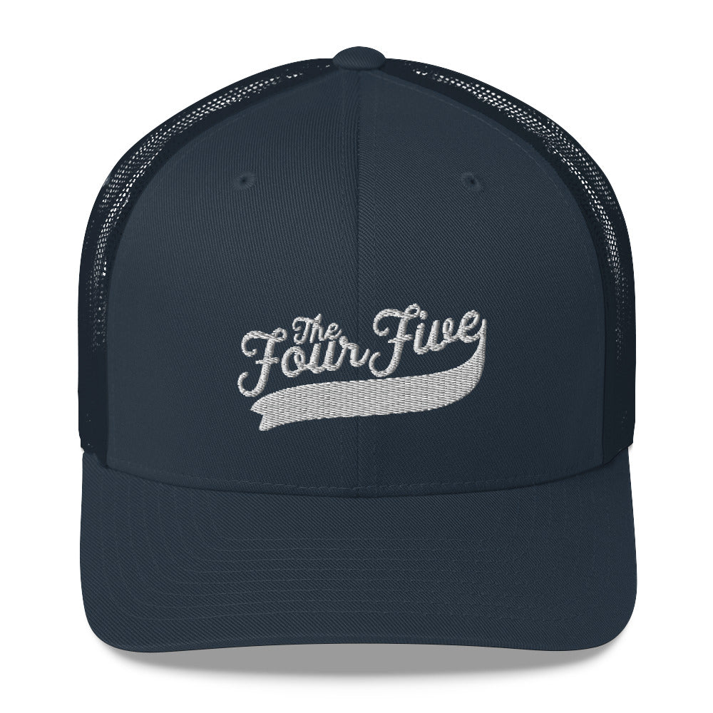 The Four Five Trucker Cap