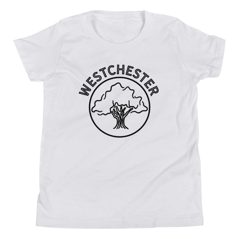 Weschester Ficus Tree Youth Short Sleeve T-Shirt