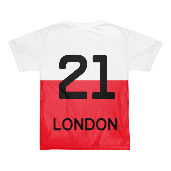 London short sleeve men's t-shirt (unisex)