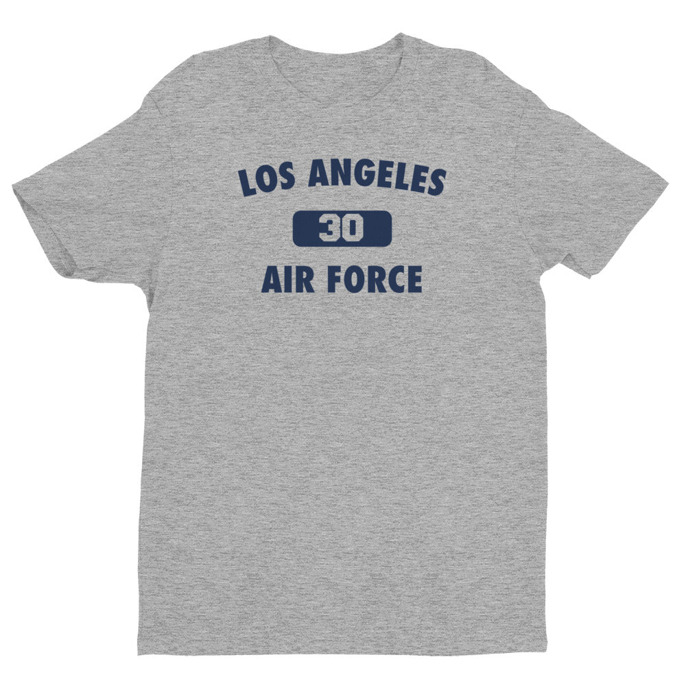 Los Angeles Air Force # 30 Short Sleeve T-shirt