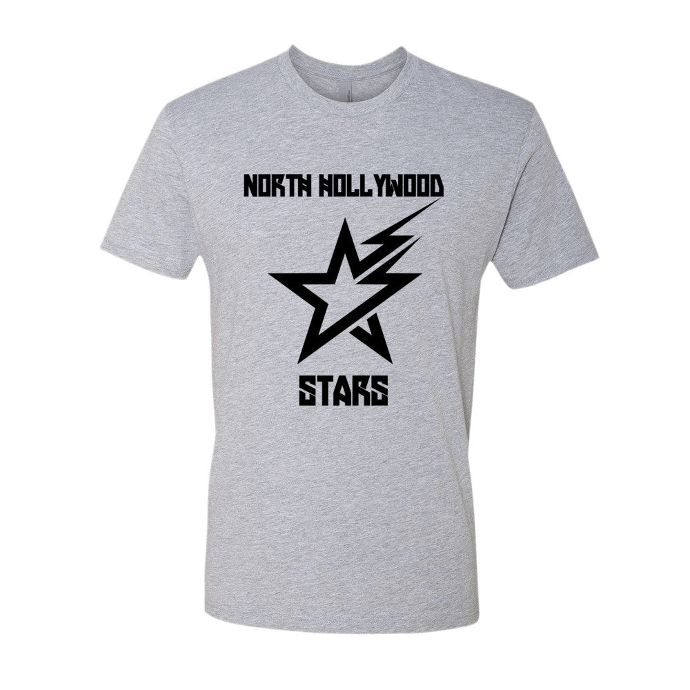 North Hollywood Stars short sleeve men's t-shirt