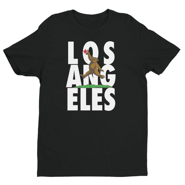 Los Angeles Bear Short Sleeve T-shirt