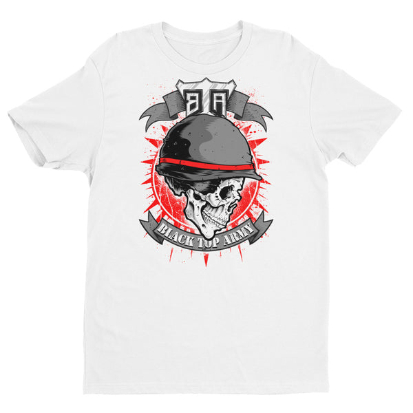 Blacktop Army Short Sleeve T-shirt