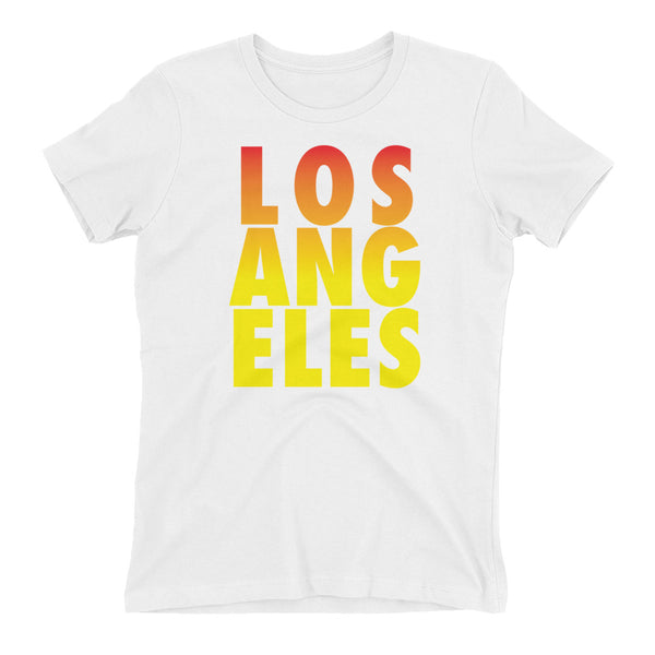 Los Angeles Women's t-shirt