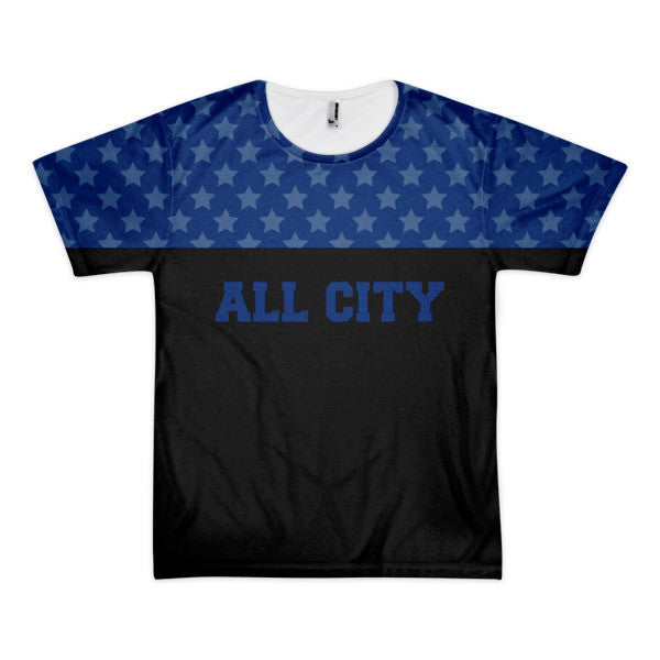 All City short sleeve men's t-shirt (unisex)