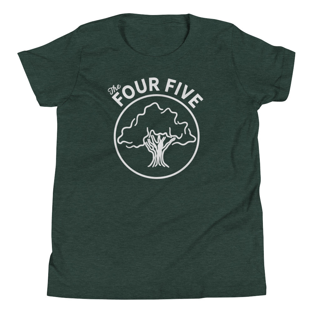 The Four Five Ficus Tree Youth Short Sleeve T-Shirt