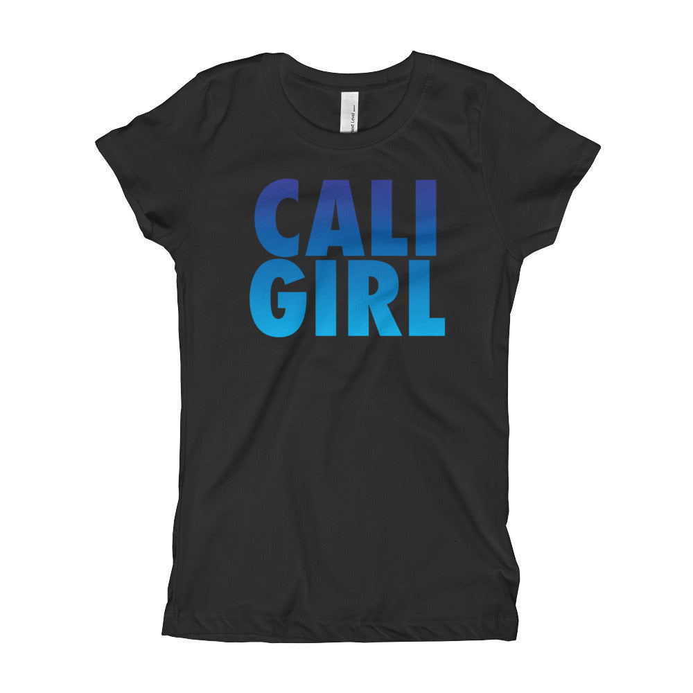 Cali Girl Twilight Girl's T-Shirt