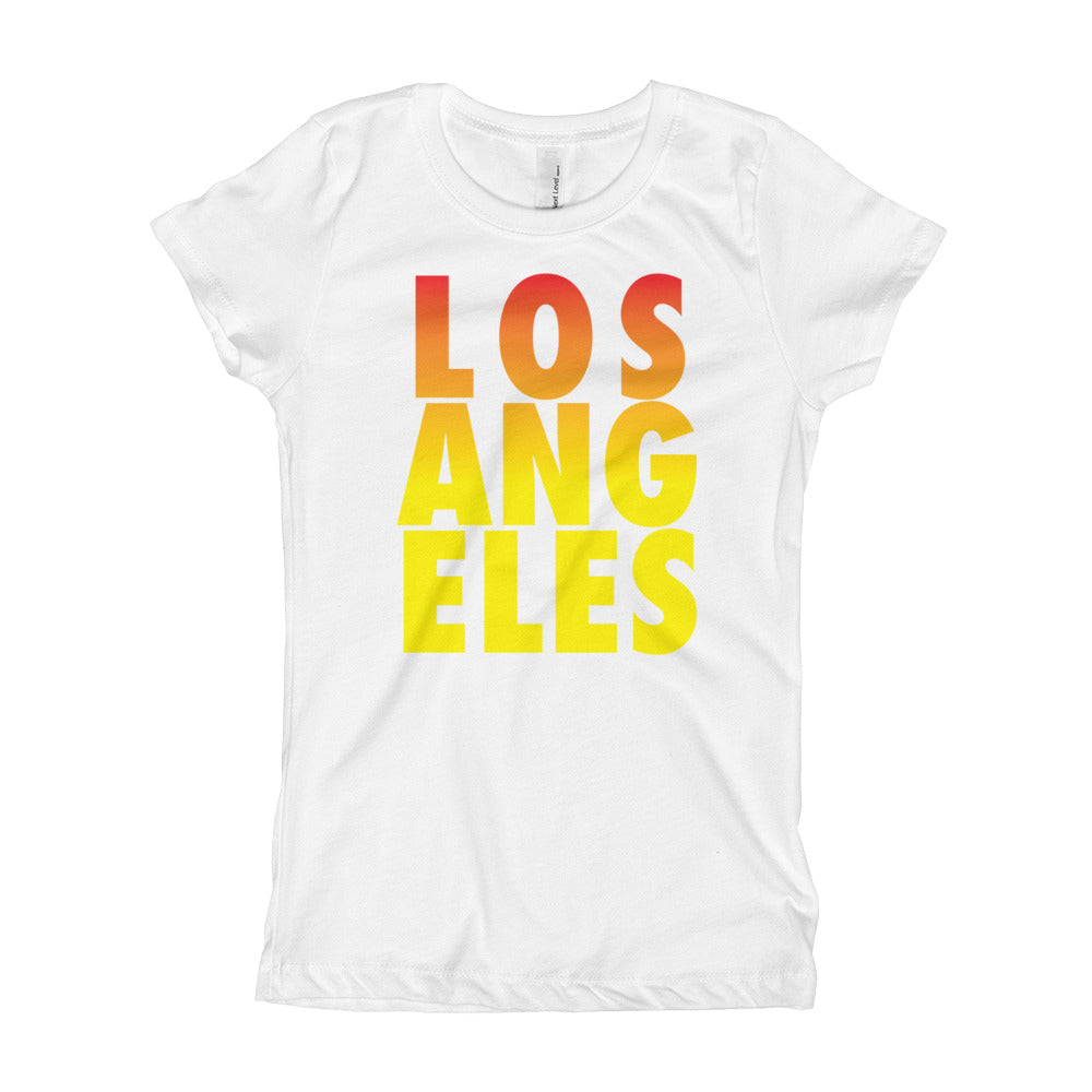 Los Angeles Girl's T-Shirt