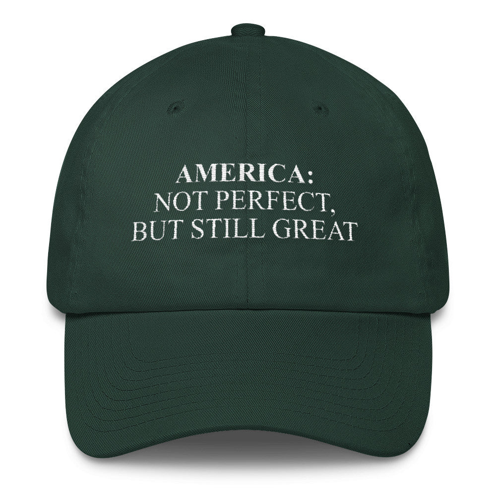America: Still Great Cotton Cap
