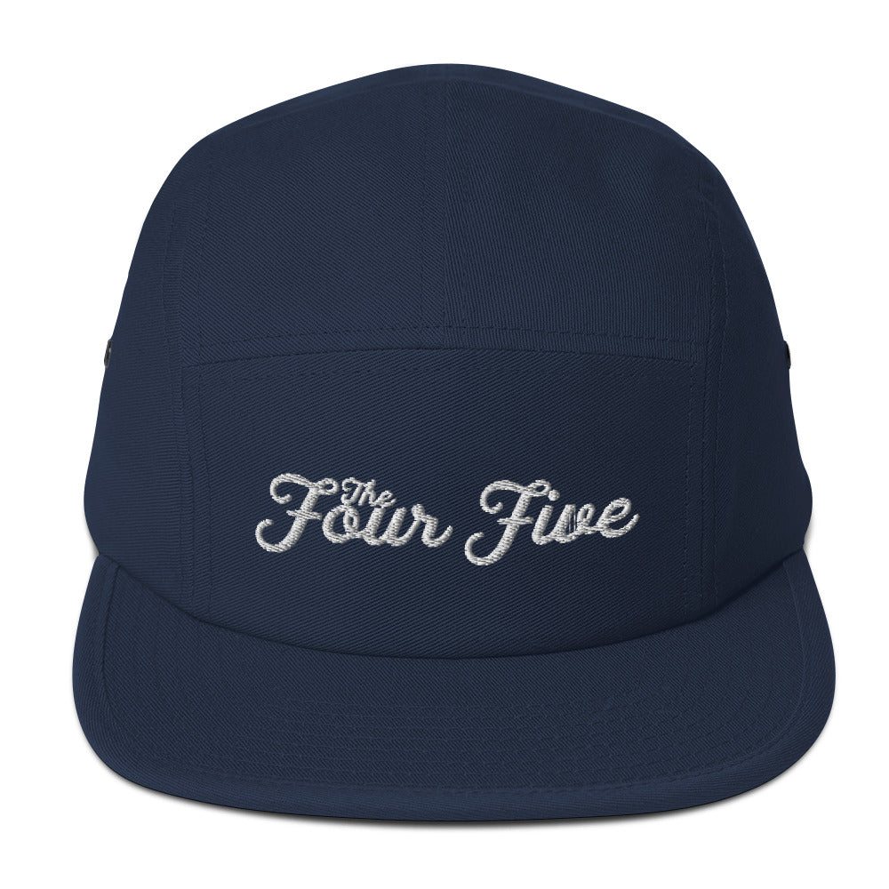 The Four Five Five Panel Cap