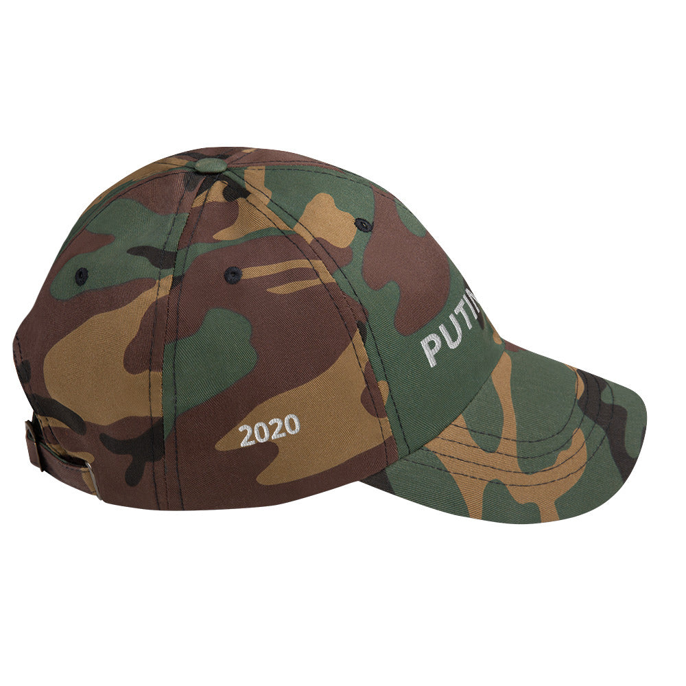 Election 2020 Putin Free Dad hat