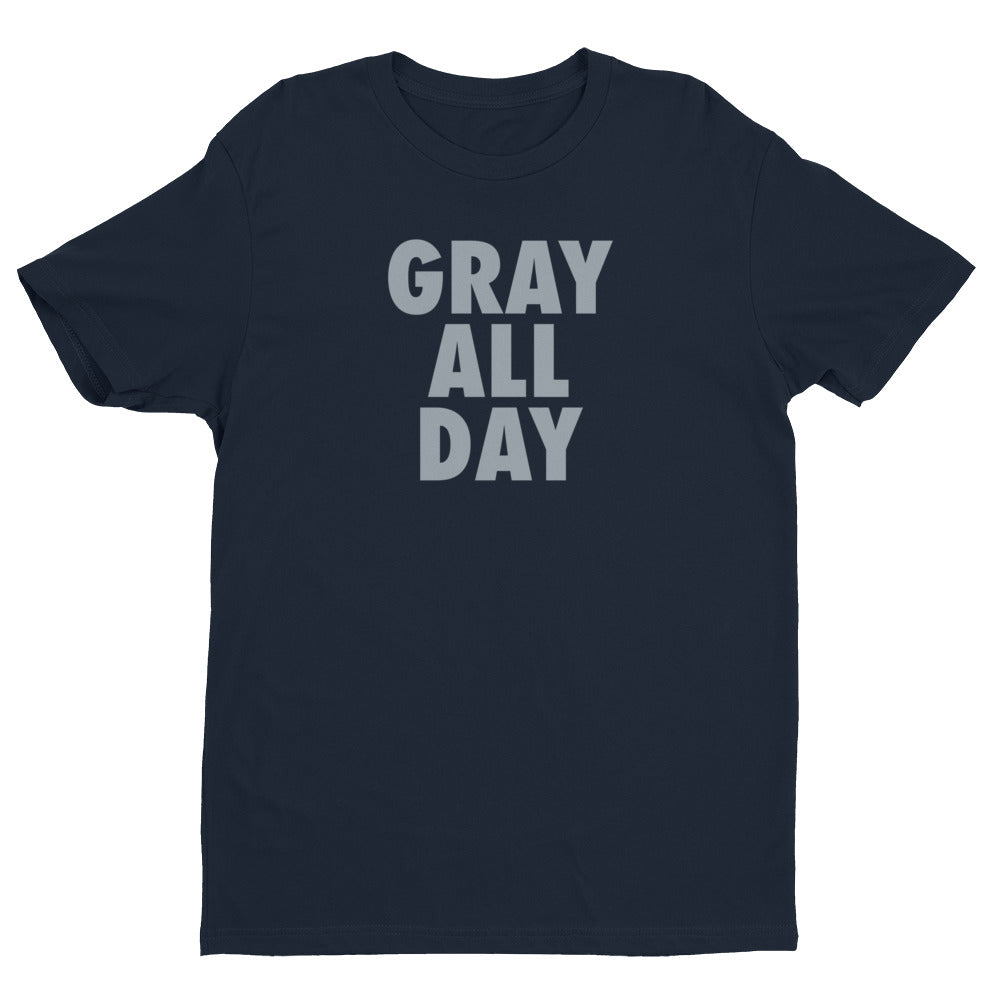Gray All Day t-shirt