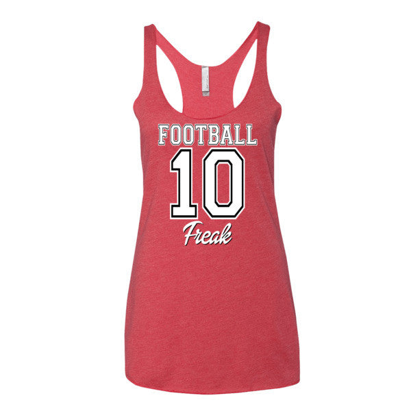 Women's Football Freak tank top