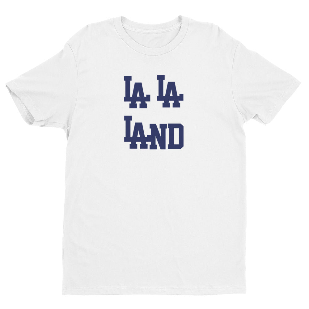 LA LA LAND Short Sleeve T-shirt