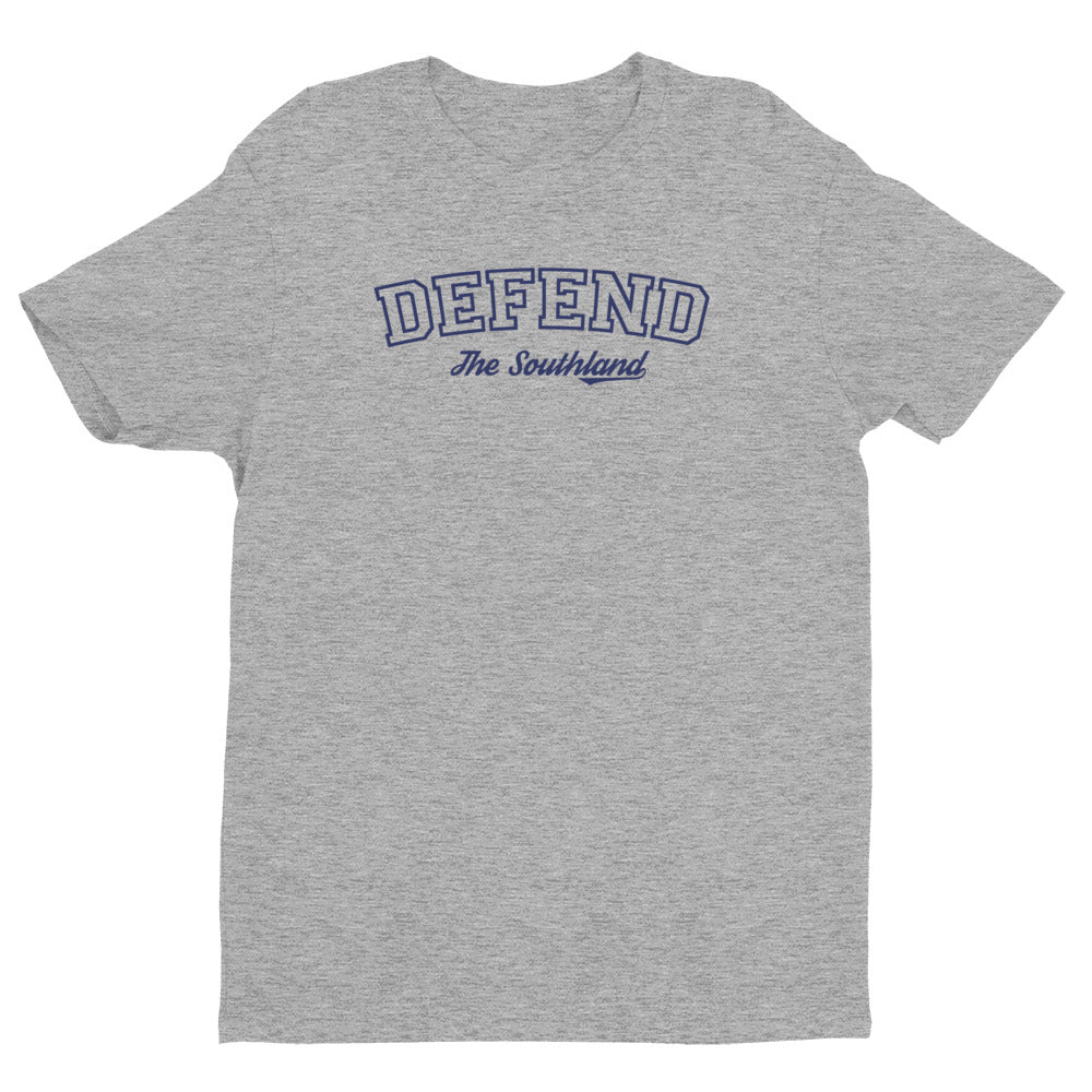 Defend The Southland Short Sleeve T-shirt