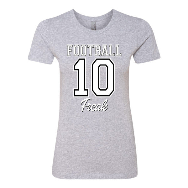 Women's Football Freak t-shirt