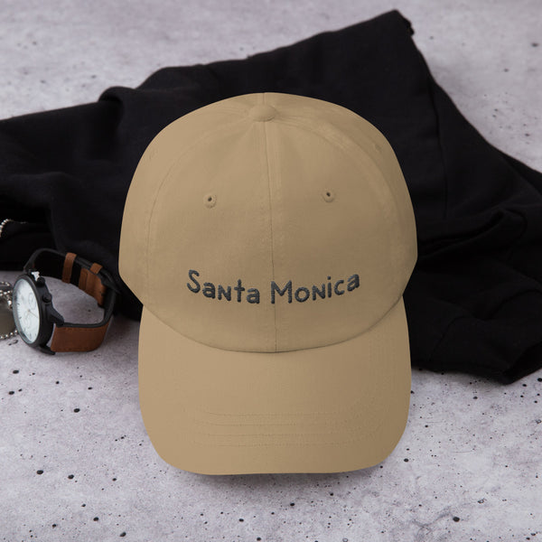 Santa Monica Dad hat