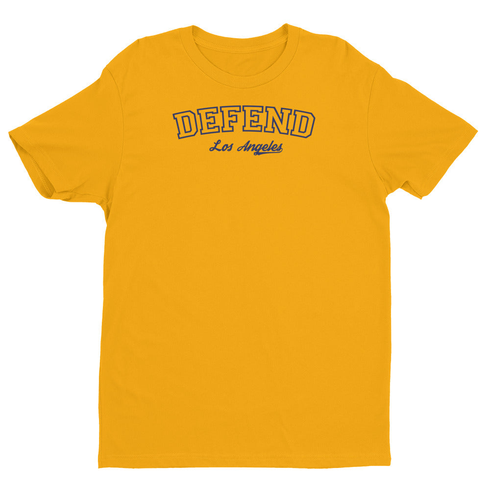 Defend Los Angeles Short Sleeve T-shirt