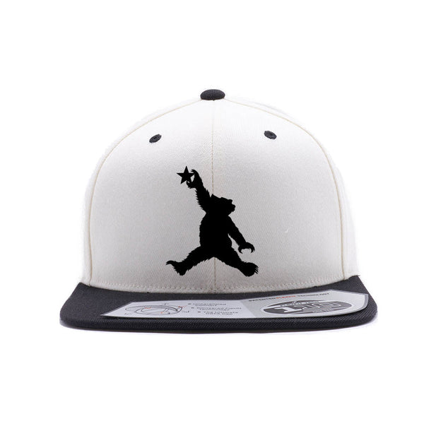 Cali Bear (Black) Snapback