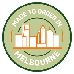 Made to order in Melbourne