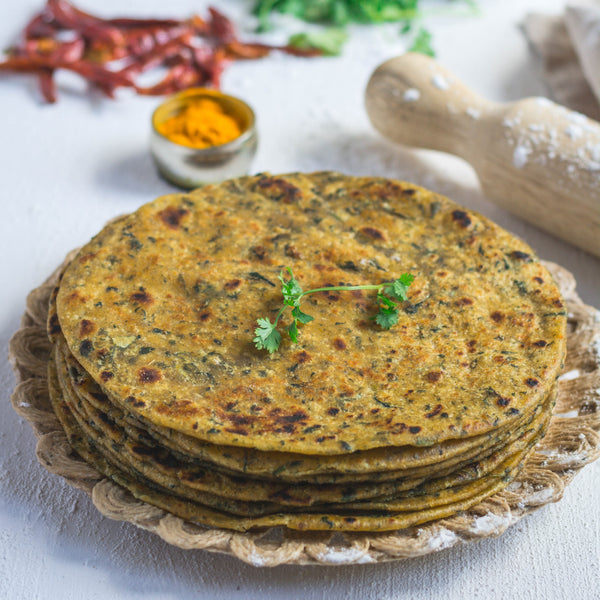 Cooked Methi Thepla 260g