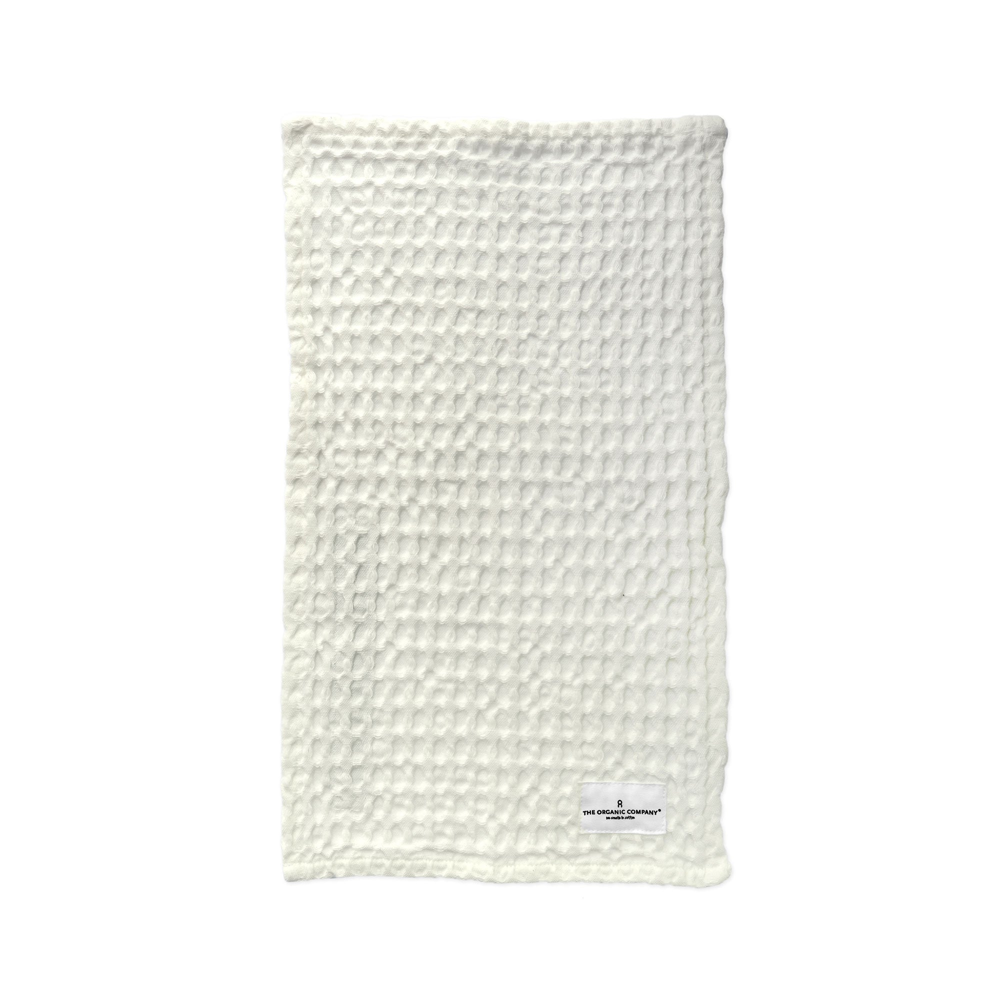 Big Waffle Cloth - White - The Weekly Shop | Plastic Free Online Shop