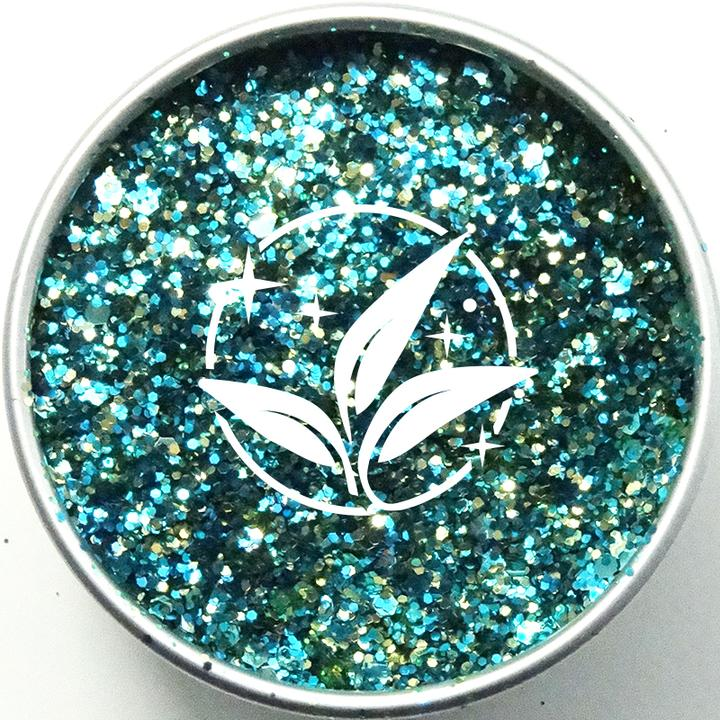 Biodegradable Glitter - Poseidon - The Weekly Shop | Plastic Free Online Shop